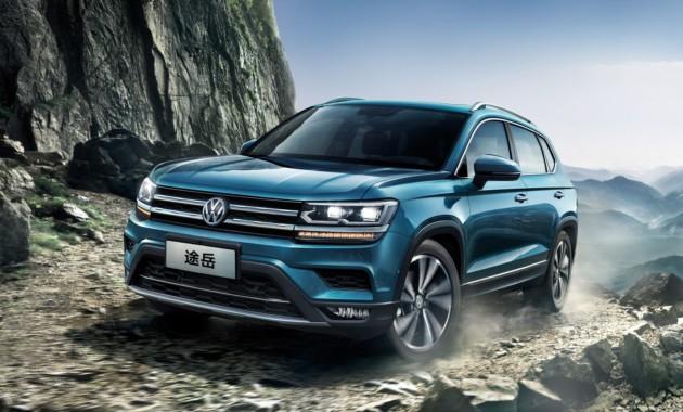 Аналог Skoda Karoq от VW: более мощный мотор и полный привод 1