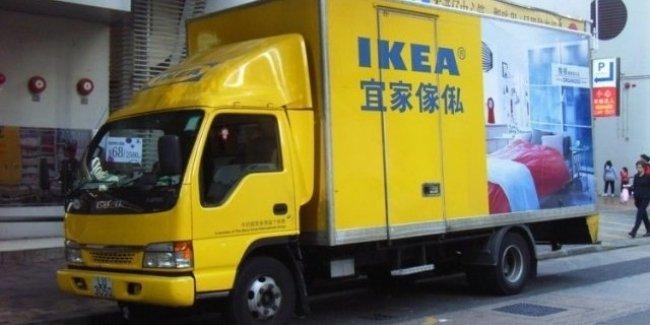 IKEA будет осуществлять доставку только на электромобилях 1
