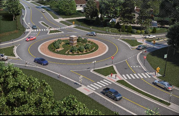 «Вас пропускают на круге» — новый способ обмана водителей 1