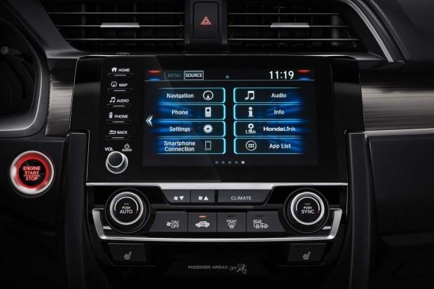 Honda представила обновленный Civic 3