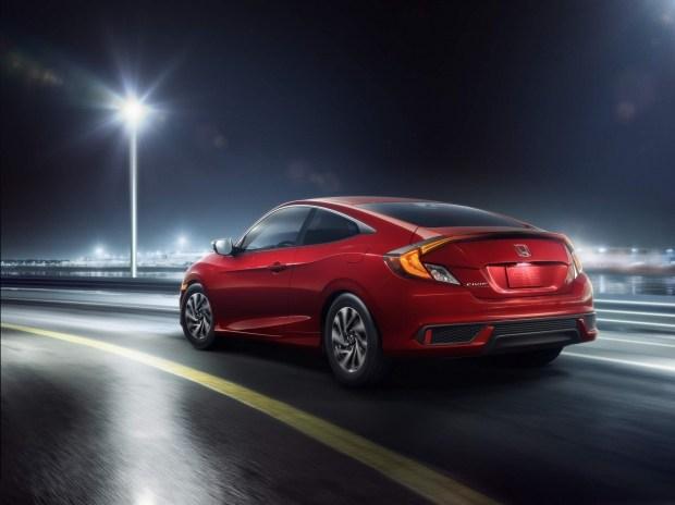 Honda представила обновленный Civic 5