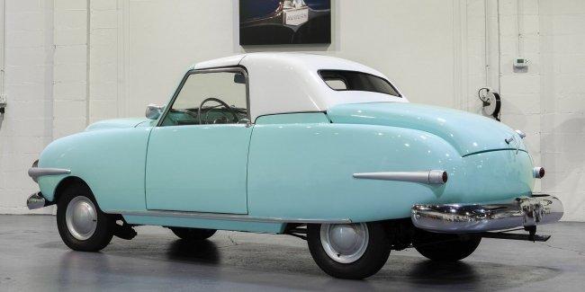 Уникальный автомобиль Playboy выставлен на продажу 2