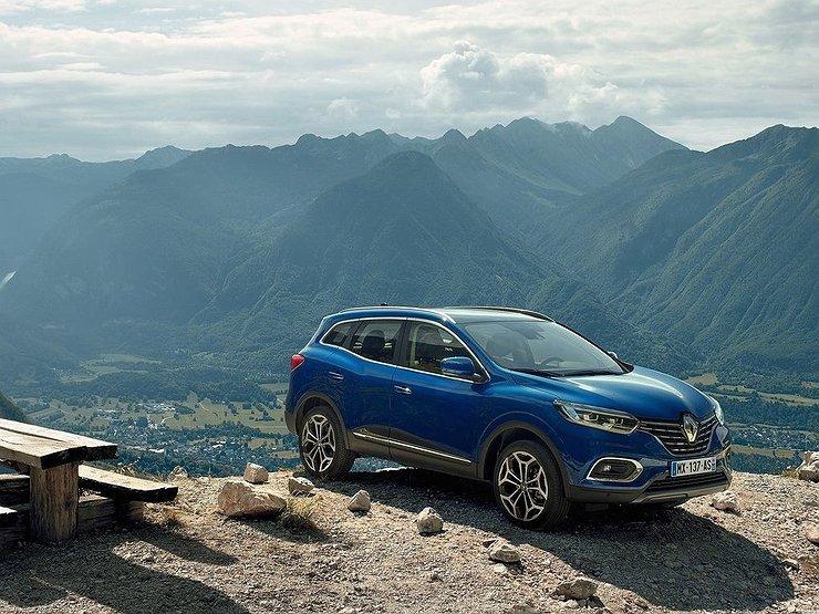 Какие новинки покажет Renault осенью 1
