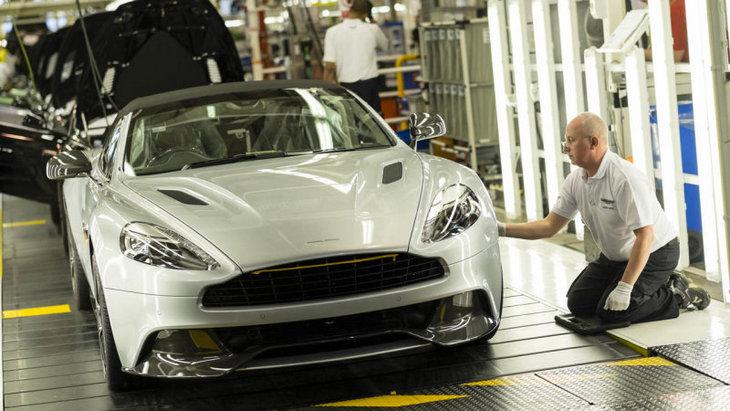 Aston Martin хочет продать четверть своих акций 1