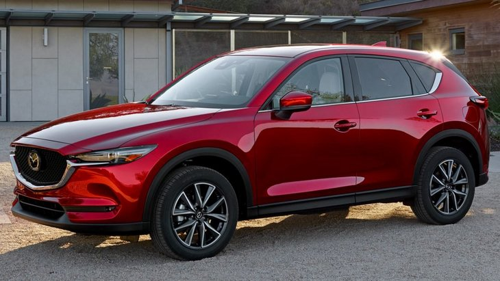 Mazda CX-5 может получить новый турбированный мотор 1