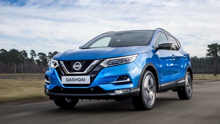 Nissan Qashqai получил новый дизельный мотор 1