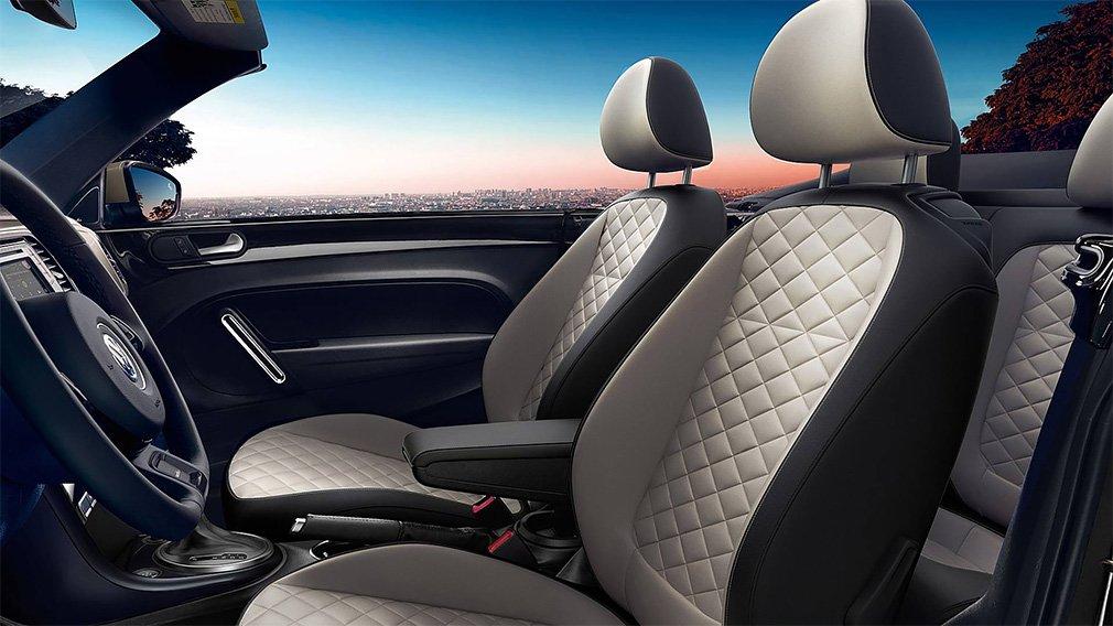 Volkswagen представил прощальную версию Beetle 2