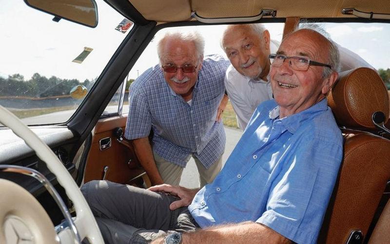 Первому беспилотному автомобилю исполнилось 50 лет 1