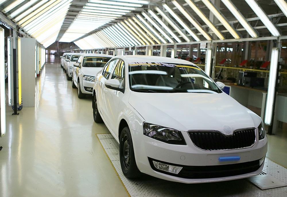Автопроизводство в Украине снова катится вниз 1