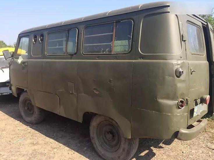 В Украине продается раритетная Буханка - УАЗ-450А  2