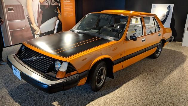Как выглядела камера заднего вида в автомобиле в 1972 году 1