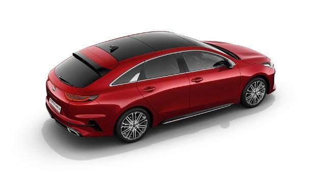 Kia представила новый ProCeed шутинг-брейк и «заряженный» Ceed GT 2