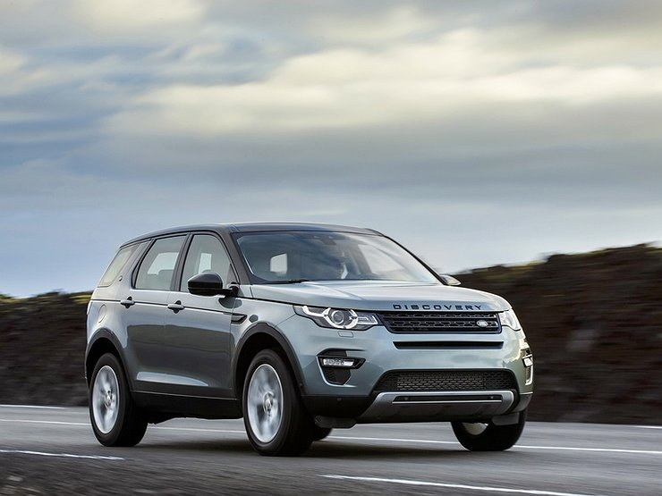 Land Rover отметит 70-летие спецверсиями Discovery и Discovery Sport  1