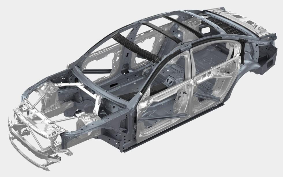 Создатель суперкара McLaren F1 предложил рецепт дешевого и легкого кузова 3