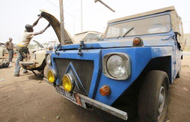 «Типовые СТО» для машин в Африке 3