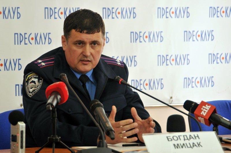 Сын экс-начальника ГАИ во Львове «избил» патрульного полицейского 2