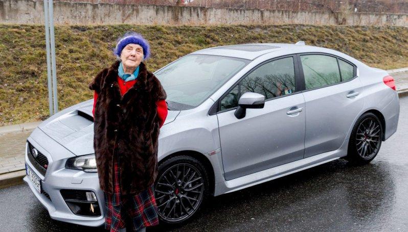 Какие автомобили выбирают себе пенсионеры 1