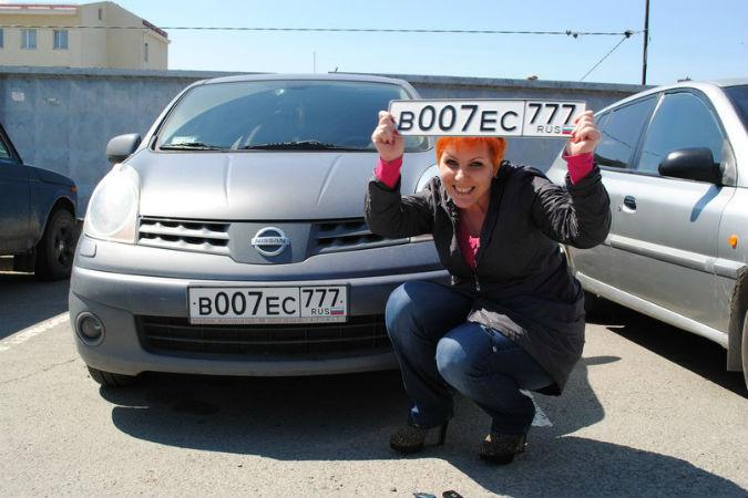 В Крыму автовладельцы вынуждены менять автомобильные номера, чтобы не «лишиться прав» 1