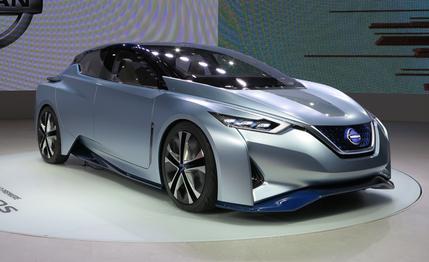 На Женевском автосалоне показали «авто будущего» 1