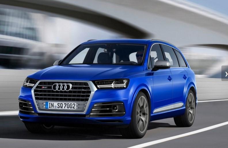Audi представила «заряженный» SQ7 с электрическим наддувом 1