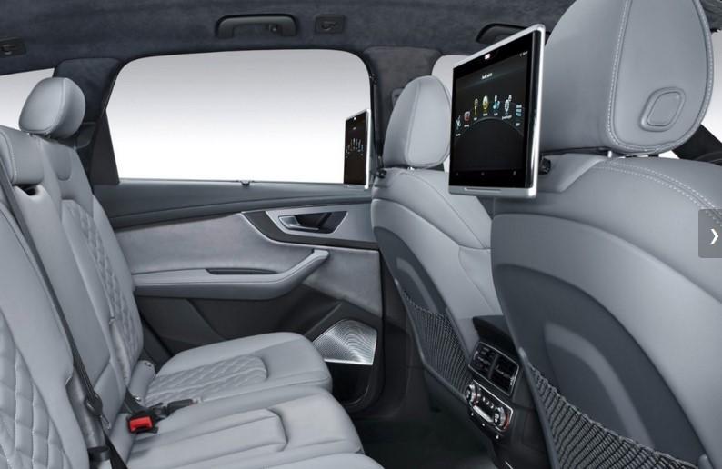 Audi представила «заряженный» SQ7 с электрическим наддувом 2
