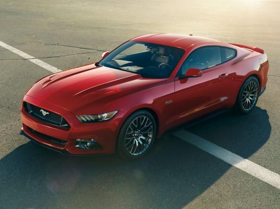Новый Ford Mustang «появится раньше срока» 1