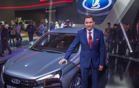 Компанию АвтоВАЗ возглавит сотрудник Renault-Nissan 1