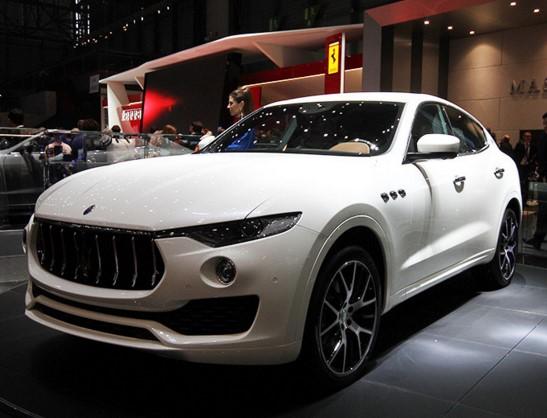 Женевский автосалон 2016: первый кроссовер от Maserati 2
