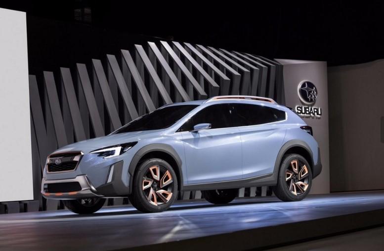 Компания Subaru «показала новую модель» 1