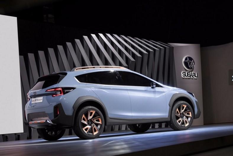 Компания Subaru «показала новую модель» 3