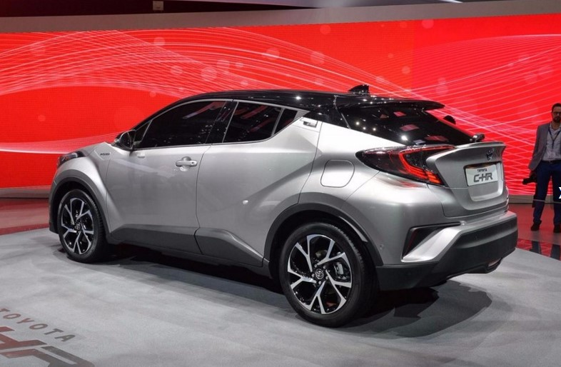 Toyota C-HR «готова к производству» 1