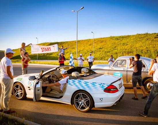 «Электромобильный марафон» Львов – Монте-Карло: «каждый может стать участником» 1