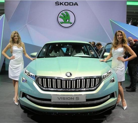 Компания Skoda готовит «перезапуск» своих внедорожников 1