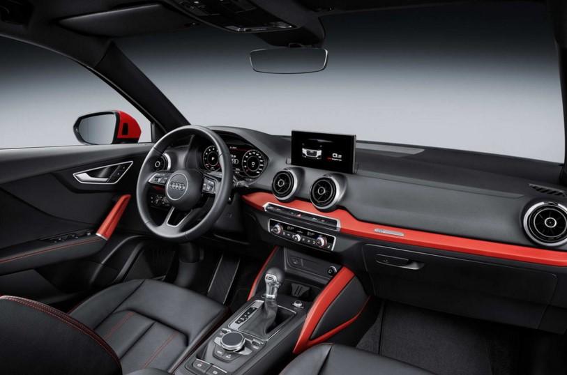 Audi представила свой «самый маленький» кроссовер 3