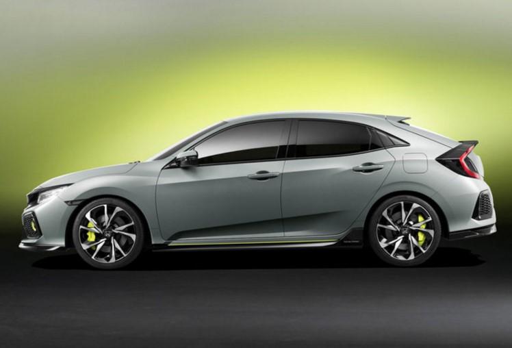 Женевский автосалон 2016: европейцам показали, каким будет новый Civic 3