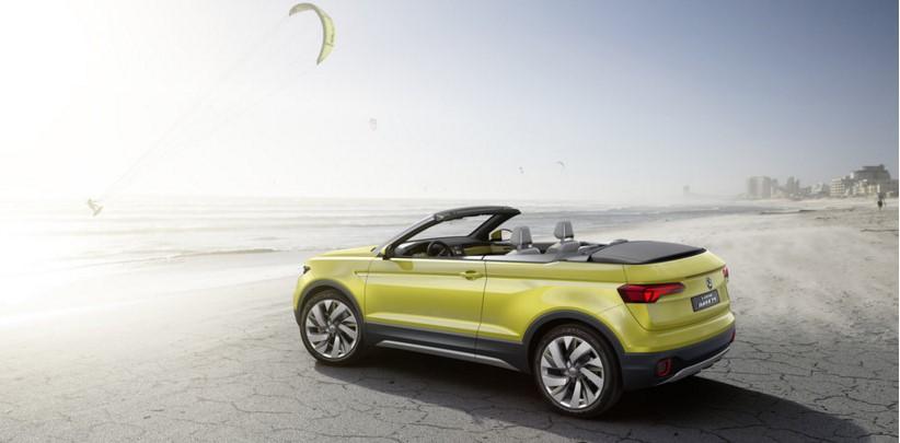 VW T-Cross Breeze: «тонкий намек на большие кроссоверы» 1