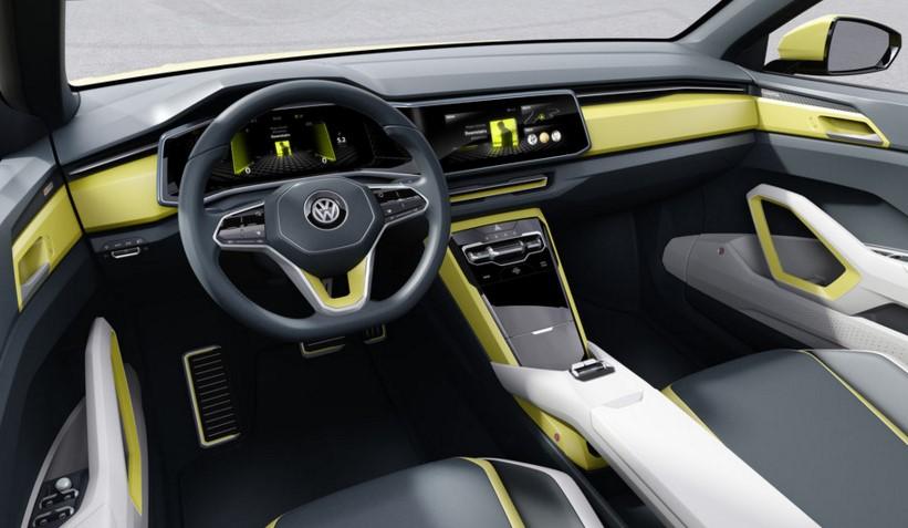 VW T-Cross Breeze: «тонкий намек на большие кроссоверы» 2