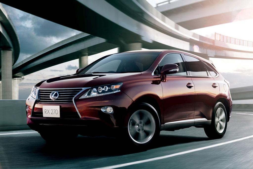 Компания Lexus разрабатывает «новые» модели 1