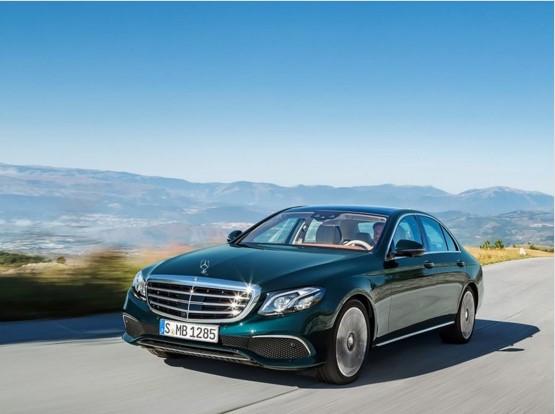 Новый Mercedes-Benz E-Class «встал на конвейер» 1