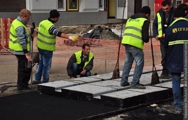 «Строить дороги для украинцев будут турки» 1