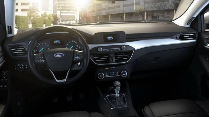 Как будет выглядеть самая дешевая версия нового Ford Focus 3