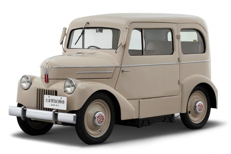 Nissan организовал «встречу» двух своих электромобилей: самого первого и последнего 1