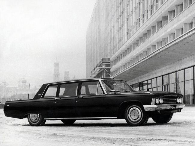 В Германии советский автомобиль продают за миллион евро 1