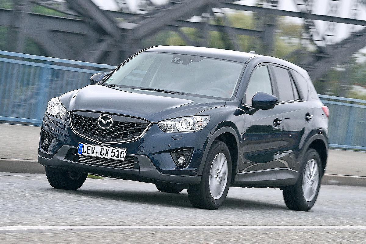 «Mazda исправила свои ошибки»: тест-драйв подержанного кроссовера CX-5 3