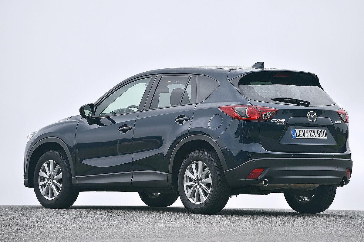 «Mazda исправила свои ошибки»: тест-драйв подержанного кроссовера CX-5 4