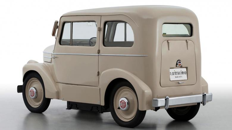 Nissan организовал «встречу» двух своих электромобилей: самого первого и последнего 2