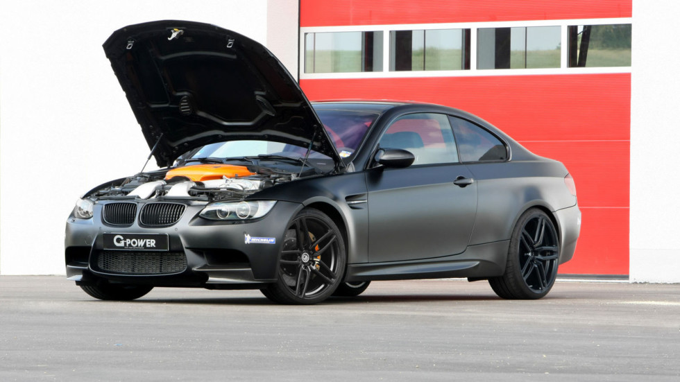 G-Power «прокачала» BMW M3 E92 1
