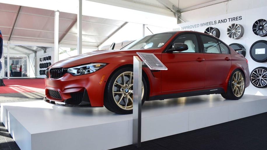 Единственный в мире «30-летний» BMW M3 выставили на торги 1