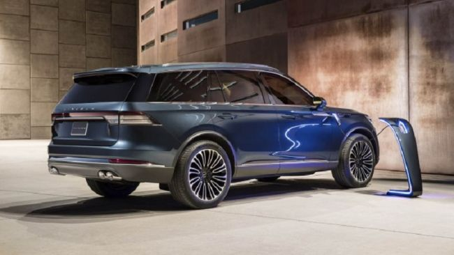 Lincoln выпустит пять новых моделей 1