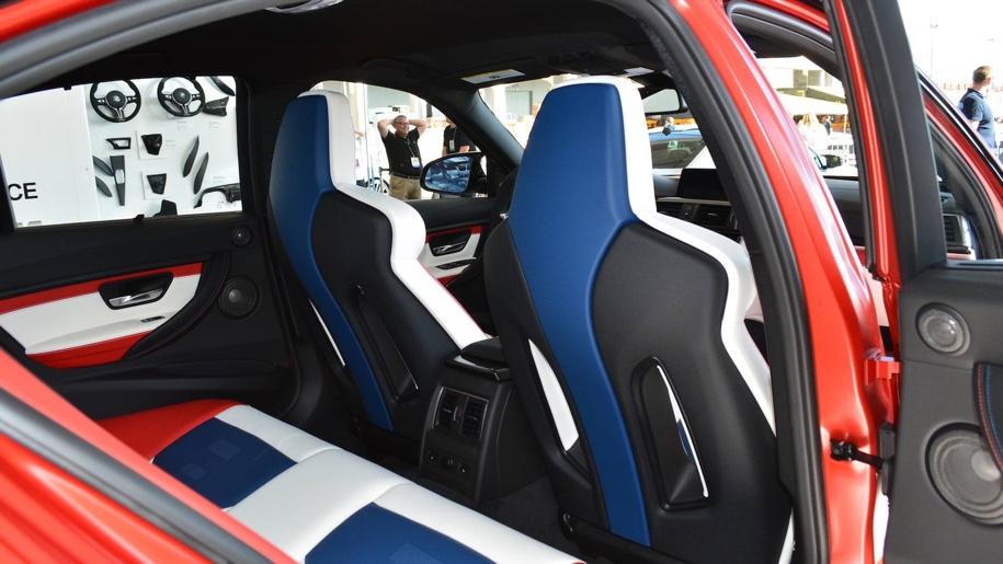 Единственный в мире «30-летний» BMW M3 выставили на торги 3